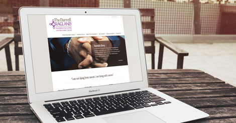 EXTEND COMMUNITY Launches The Darrell Ragland Foundation Website